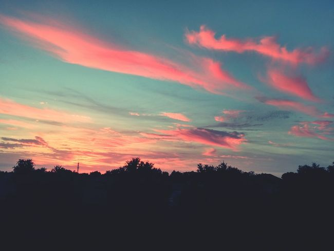 Quickpic Sunset My Balcony