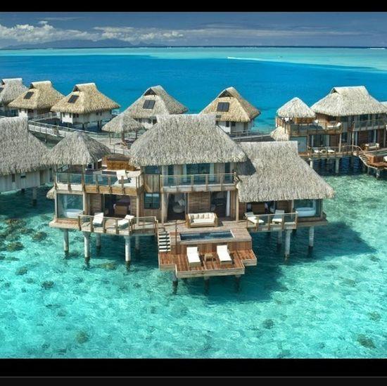 Honeymoon spot