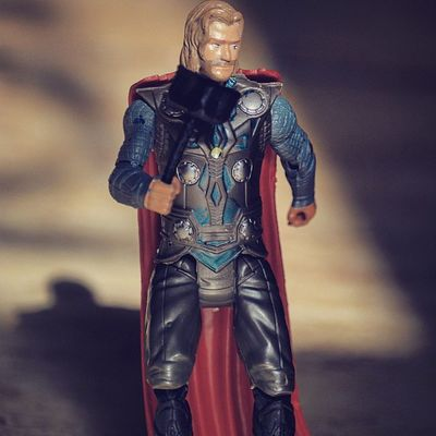 Thor  TheDarkWorld Official Games Jpbaby Avengers Instaludhiana Gagans_photography