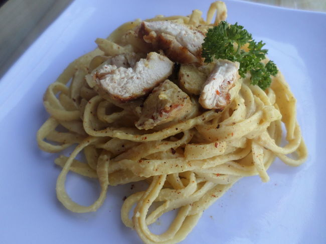 Curry pasta! Curry Food Foodie Freshness Homecooked Indulgence No People Pasta Serving Size
