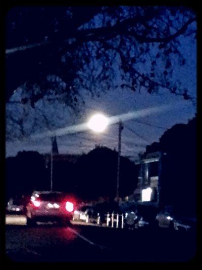 Full Moon Supermoon 2013