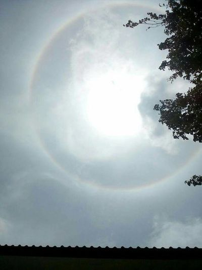 Sky Cloud - Sky Beauty In Nature Rainbow