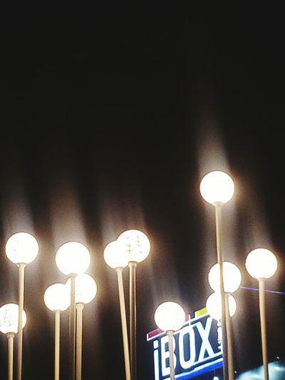 Chengdu China Chengdu City IBox Night