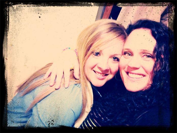 Me & Britt