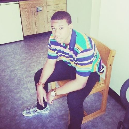 In The Dorm Chilling