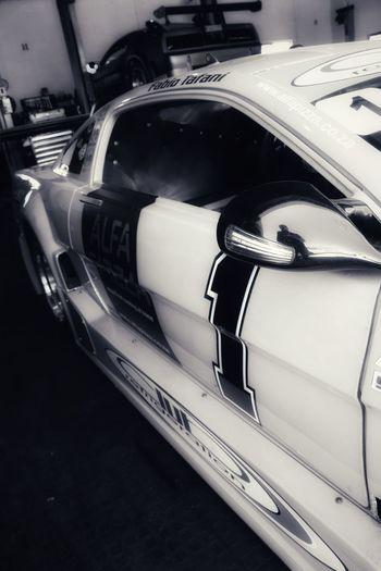 Auto Racing Car
