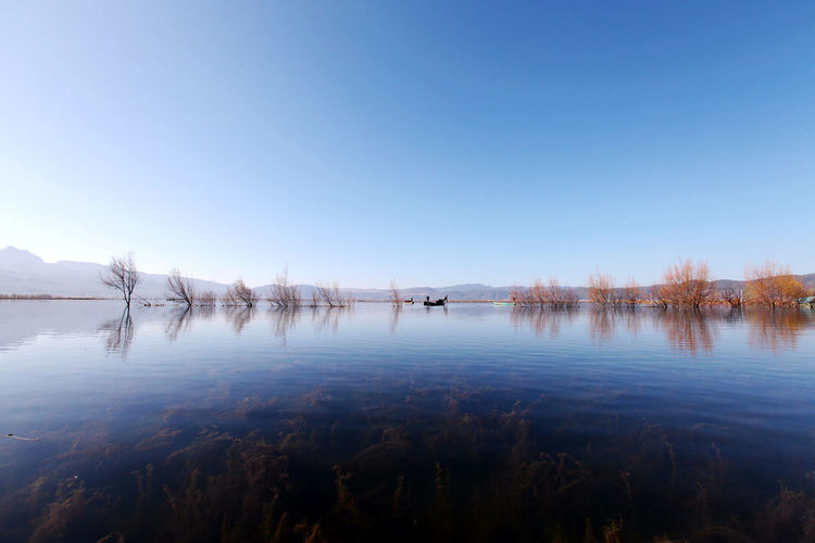 Lake View Lake View Lashi Lake Lijiang_Yunnan_China Travel Photography Traveling