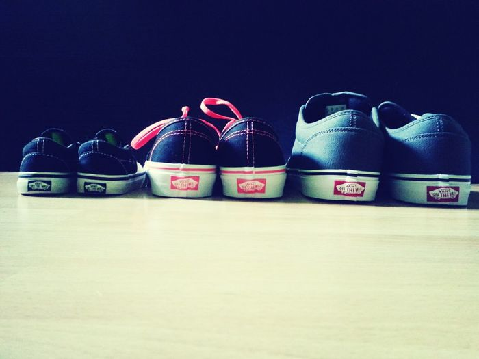 Shoes Vans Vans Off The Wall Family ♡