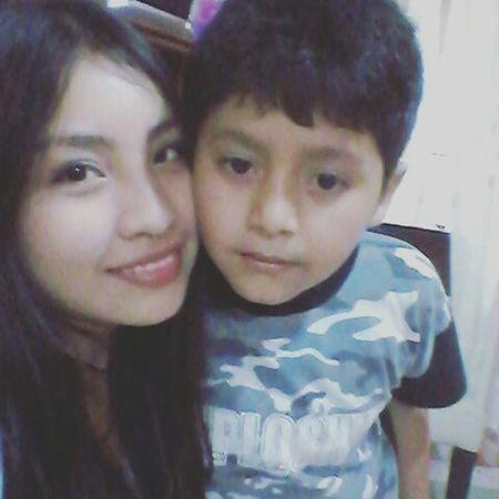 Mi pequeño hermano :3