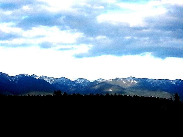 Backyard Mountains And Sky Flatheadlake Kalispell Montana Nature Summertime Farmland Taking Photos Check This Out Enjoying Life Travel Photography PhonePhotography Montana Mountains River