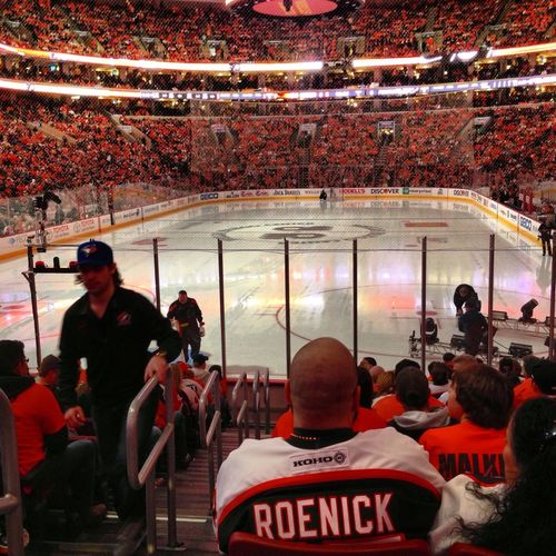 flyers game!