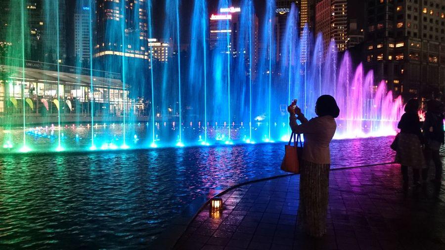 Taking Photos Malaysia Kuala Lumpur Lights