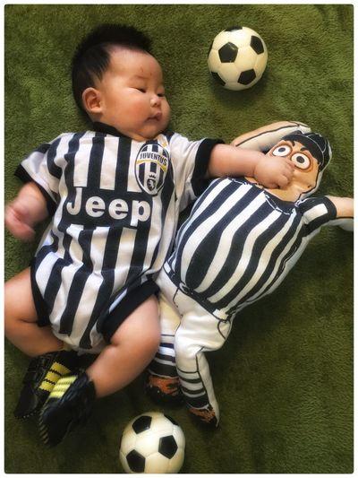 儿子百日 Baby My Son 100days Soccer