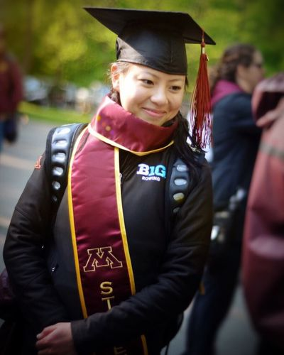 Missing her graduation to race the Big10 Championships. Though she be but little, she is FIERCE. University Rowing Big10 Division1 Racing The Portraitist - 2016 EyeEm Awards