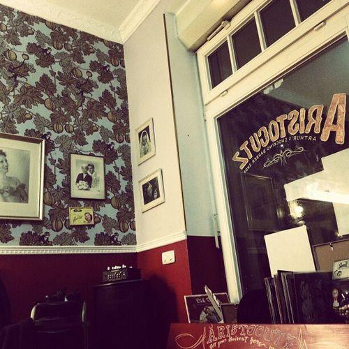 The world's best hairdresser! #aristocutz #koeln #cologne Cologne Koeln Aristocutz