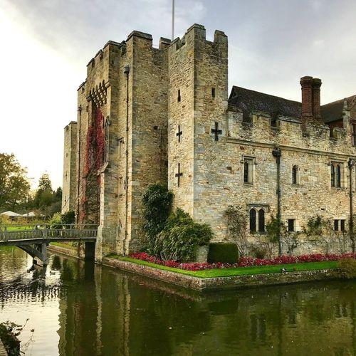 Architecture History Tourism Bridge - Man Made Structure Castle Hever Castle Moated Castle Moat Gardenofengland Kings Anneboleyn Henryviii