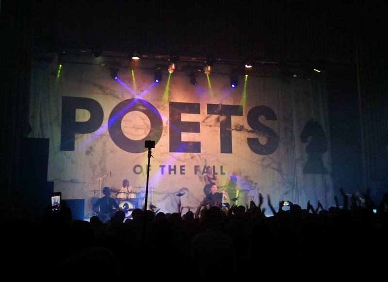 Night Music Arts Culture And Entertainment Illuminated Popular Music Concert Nightlife Stage - Performance Space People Dj Social Issues Event Rostov-on-Don City Life Poets Of The Fall Cool