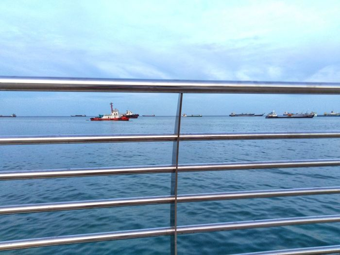 The Great Outdoors - 2018 EyeEm Awards Nautical Vessel Water Teamwork Sea Blue Sky