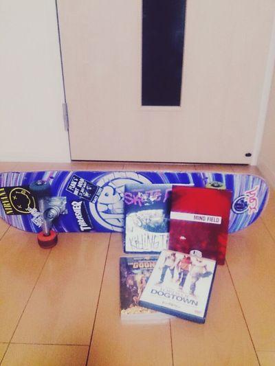 Hobby Skateboarding Sk8life