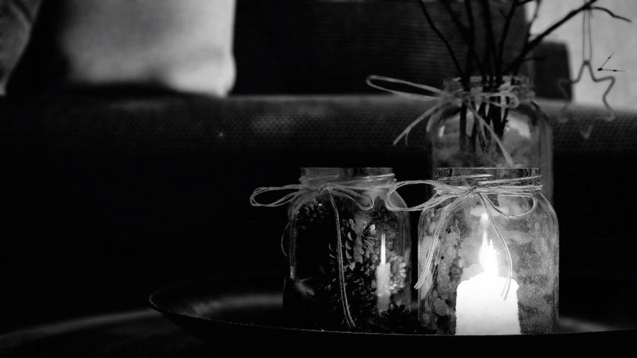 Candels in my