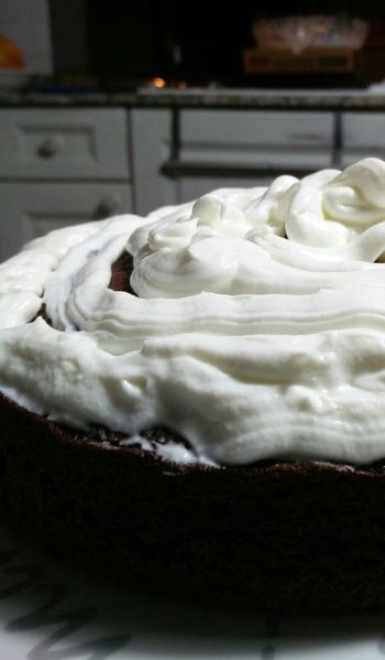 Dessert Food Sweet Food Cake Food And Drink Indulgence Temptation Freshness Indoors  Cream No People Whipped Whipped Cream Ready-to-eat Close-up Gourmet Cheesecake Dessert Topping Sweet Pie Gelatin Dessert Reallife Delicious ♡ Freshness Chocolate Cake On A Table EyeEmNewHere
