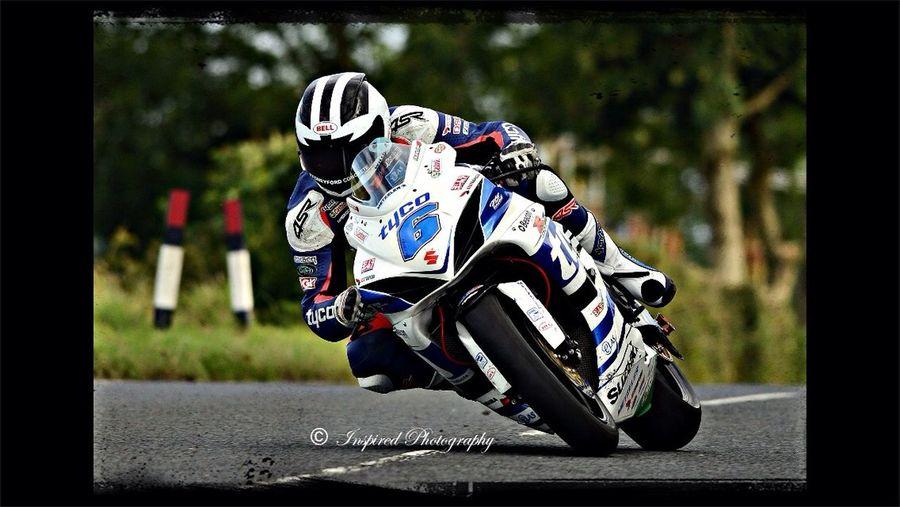 William Dunlop. Ulste Grand Prix 2014. Worldsfastestroadrace tyco Suzuki by tas. Racing. Photography.
