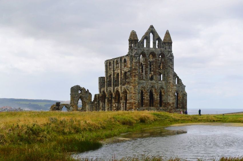Whitby Yorkshire Whitby Abbey Whitbyabbey Countryside