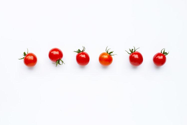 Fresh tomatoes,