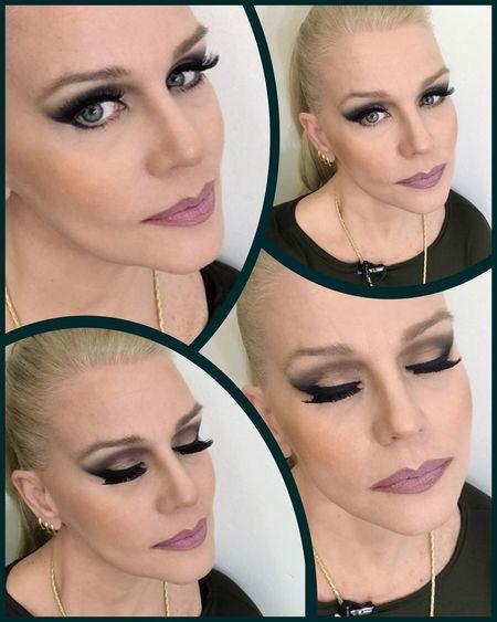 Ready For Work Koisas De Kinha Makeup Human Face Close-up Blond Hair EyeEm ErikaFaltin💫 Tvhostess Natural Love My Job Portrait Real People Lifestyle That's Me!