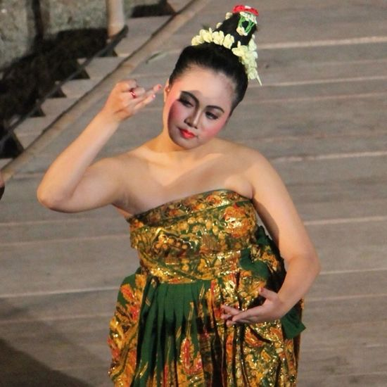 Dancer The Dancer Beauty INDONESIA Culture