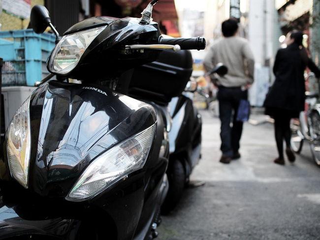 中華街の路地裏 横浜 中華街 Backalley Yokohama