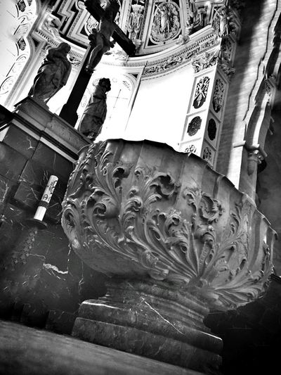 Dom, Trier, Germany Architectureporn Architecture Black And White Photography Blackandwhite Photography Black And White Blackandwhite Cathedral Churches Holy Culture Religion History