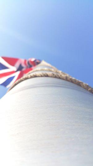 Union Flag Flagpole