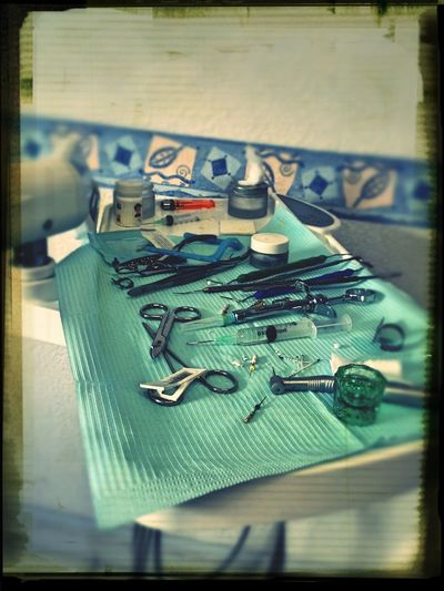 Endodoncia. OMG. Dentist Tools Endodoncy