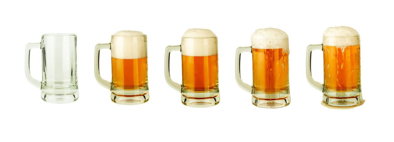 set of beer in