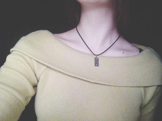 ? Ключицы Anorexia Кулон