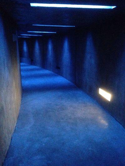 corridor Today's hot look
