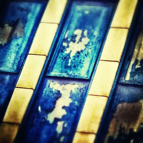 Three In Blue...