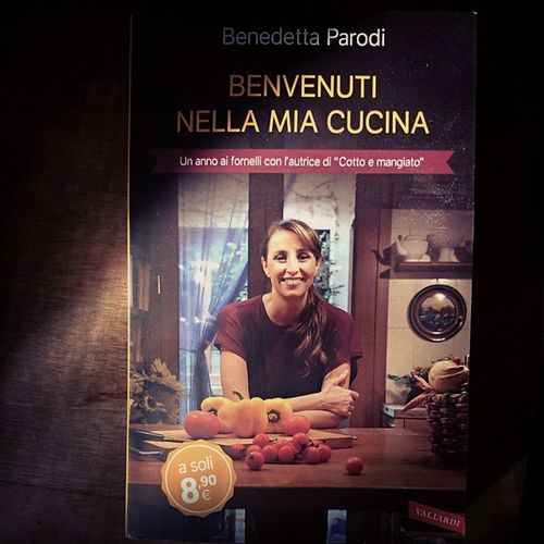 And now I can start Cooking Portrait Cover Book Food Cuisine Parodi