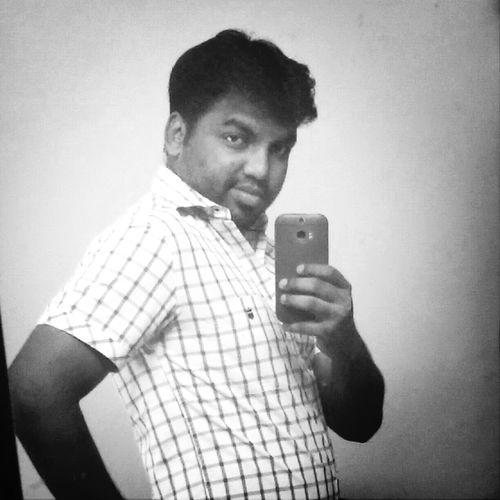 Mirrorselfie That's Me Selfie ✌ Black & White
