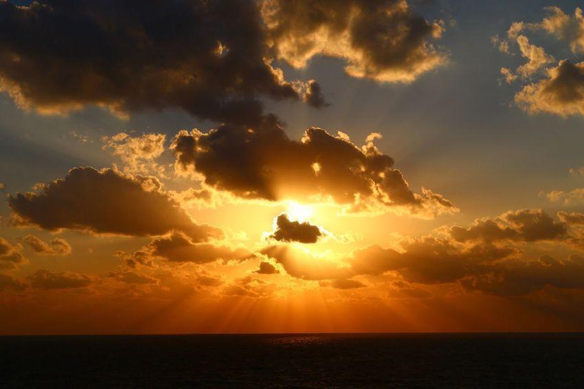 Sunset Iki Island Capture The Moment