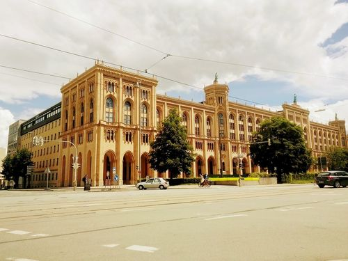 Munich Architecture Munich Streetphotography Street Buildings Building Exterior