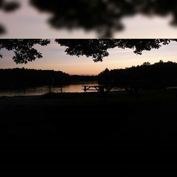 I kinda like sunsets Likeforlike Likeitup Tflers Tagsforlikes Itswednesdaymydudes Woods Lake Sunset Photography Samsung Gs5 Sorrynotsorry Artbasel