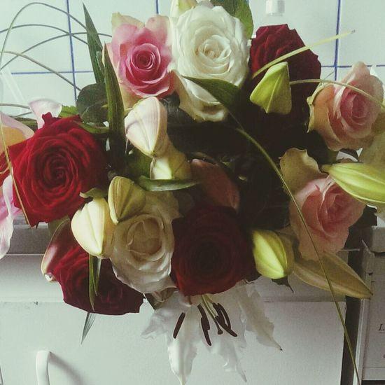 Cadeau Flower Trop De Love <3