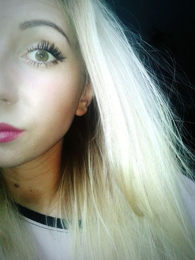 Bu! Polishgirl Blond Hello World Hi!