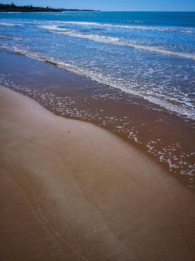 Sand Beach Patterns Punta Braccetto Ragusa Sicily Italy Travel Photography Travel Voyage Traveling Mobile Photography Fine Art Nature Sand Sea Waves Low Tide Golden Light Mobile Editing