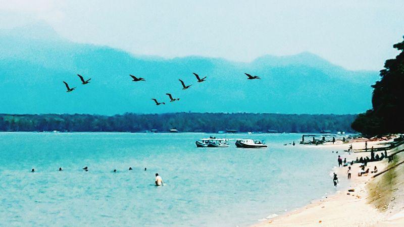 How's The Weather Today? Malaysia Kedah Pantaimerdeka Relaxing Happy