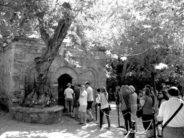 Wishing the love... Visiting House Of The Virgin Mary Praying Holy Places . Peaceful Spiritual Izmir Turkey EyeEmTurkey