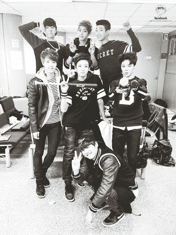 Bangtan Boys Ilovethem ♥♥♥♥
