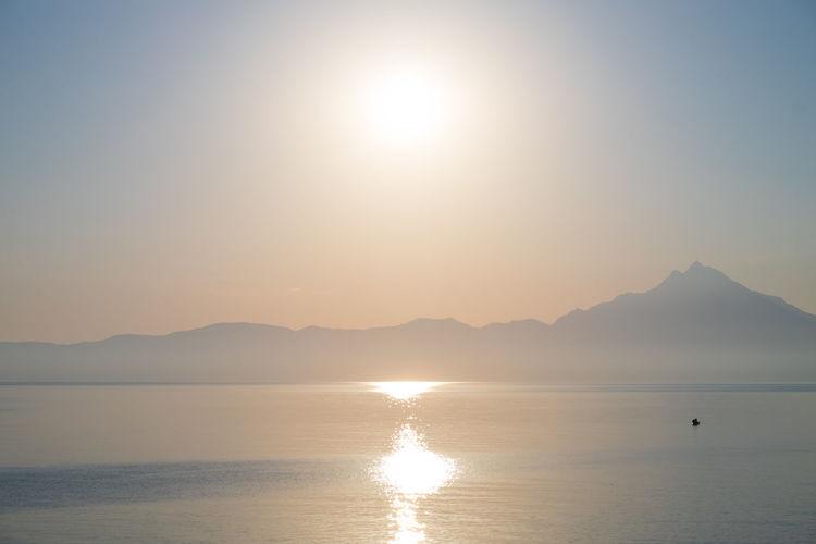 The Mount Athos
